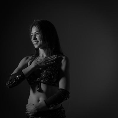 Elisa Jade, Belly Dance Artist